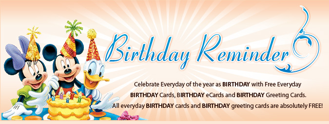 Bhints Greeting Card Reminders Articles